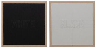 Sigfredo Chacón, 'White Black', 19742018