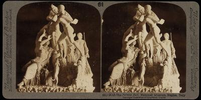 Bert Underwood, 'The Farnese Bull, National Museum, Naples', 1900