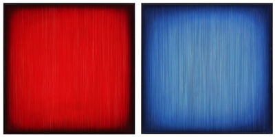 Hyun-sik Kim, 'Who Likes Red and Blue', 2013