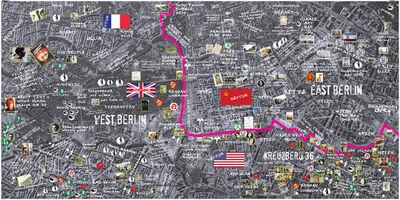Bill Van Parys, 'Under the Berlin Wall (1983-1988)', 2009