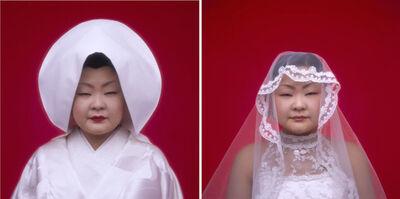 Tomoko Sawada, 'Bride (22 + 21)', 2007