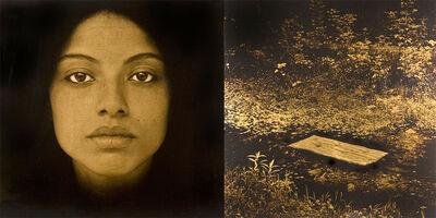 Luis González Palma, 'Mujer Y Colchon en el Rio (Colchoncito)', 2008