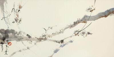 Minol Araki, 'Plum Branch (MA-094)', 1977