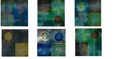 Sica, 'Equinox (6 part series, dimensions [unframed] and prices based on complete series)',