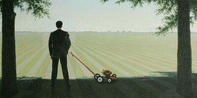 Kendall Stallings, 'Lawn Boy', 2013