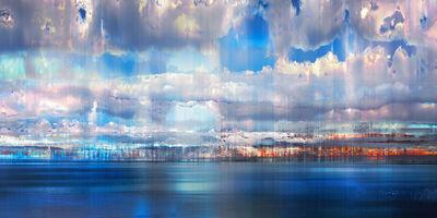 Jens Christian Wittig, 'Over Clouding Germany', 2015