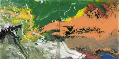 Gerhard Richter, 'P15', 2013-2016