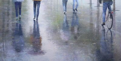 Carlos Díaz, 'Just a rainy day', 2019