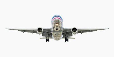 Jeffrey Milstein, 'American Airlines Boeing 777-200', 2007