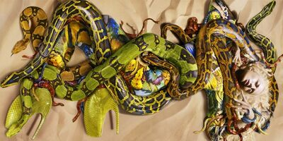 Nick Knight, 'Snakes for Alexander McQueen', 2009