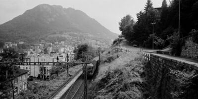 Gabriele Basilico, 'Lugano, Svizzera', 1993
