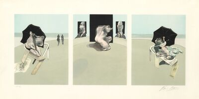 Francis Bacon, 'Triptych', 1981