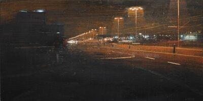 Alejandro Quincoces, 'Avenida de noche', 2020