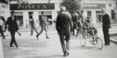 Ion Grigorescu, 'Scene de rue', 1975