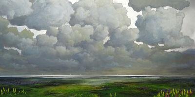 Stiliana Alexieva, 'Lingering Storm', 2017