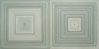 Yong Sin, 'Green Square No. 113', 2008