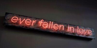 Mark Sloper, 'Ever Fallen in Love'