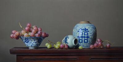 Wu Feng, 'Fruits&Vase', 2016