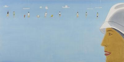 Alex Katz, 'Untitled (Beach Scene)', 2013