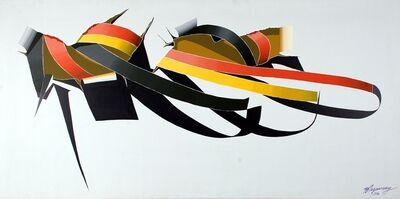 Burhan Dogançay, 'Saratoga Dreaming', 1984