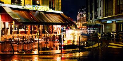 David Drebin, 'Rain in Paris', 2009