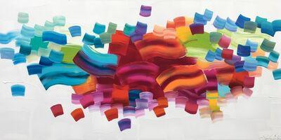 Stephanie Rivet, 'Flight of Poetry'