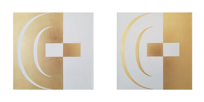 José Ángel Vincench, 'Revolution and Change. Diptych ', 2019