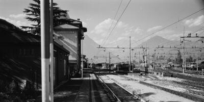Gabriele Basilico, 'Domodossola - Piemonte, Italy ', 1993