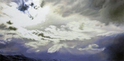 Joice M. Hall, 'Sun Cloud'