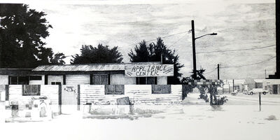 Anne Muntges, 'Appliance Center', 2018