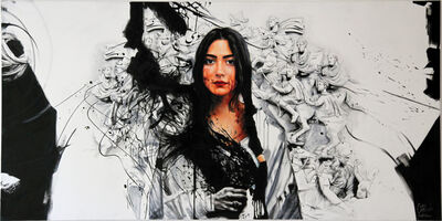 Afshin Pirhashemi, 'War and Love ', 2014