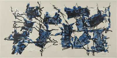 Jean-Paul Riopelle, 'Album 67', 1967
