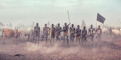 Jimmy Nelson, 'XXV 2 // XXV South Sudan', 2016