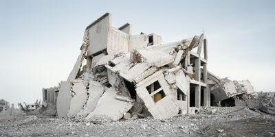 Alessio Romenzi, 'Monolith, Raqqa', 2018