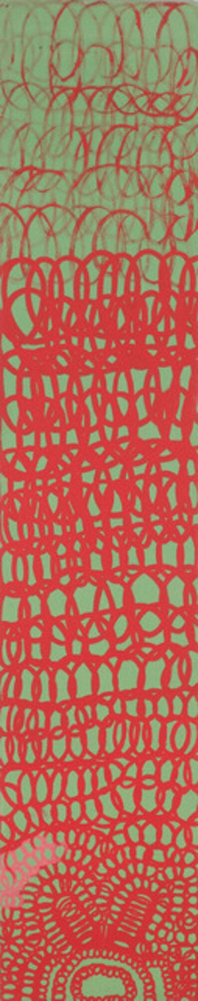 "Alfred Klinkan, '""Frühling"" (Spring)', 1972"
