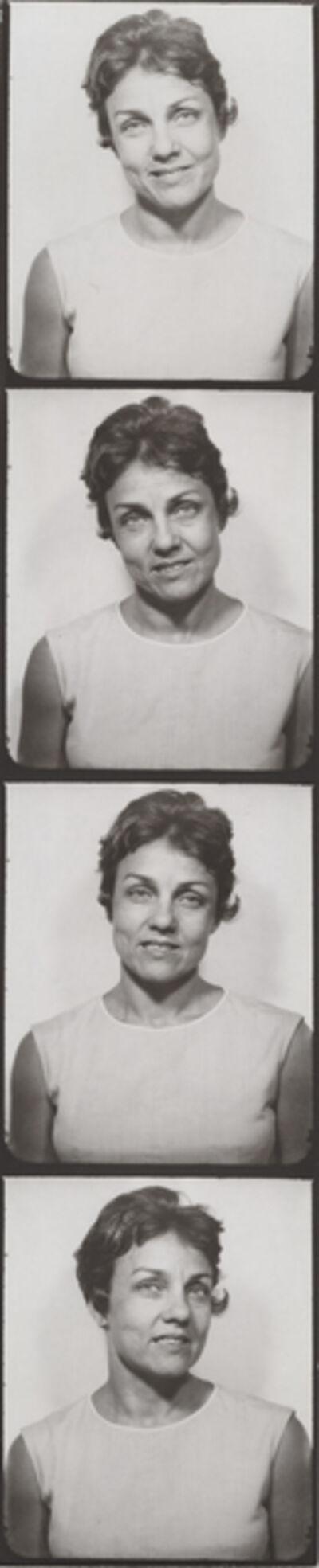 Andy Warhol, 'Frances Lewis', ca. 1966