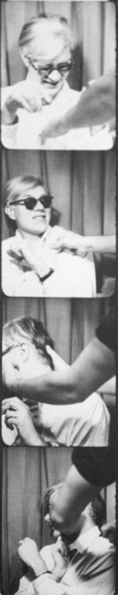 Andy Warhol, 'Self Portrait', 1963-1964