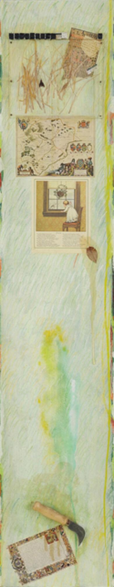 Elwyn Lynn, 'Lincoln', 1974