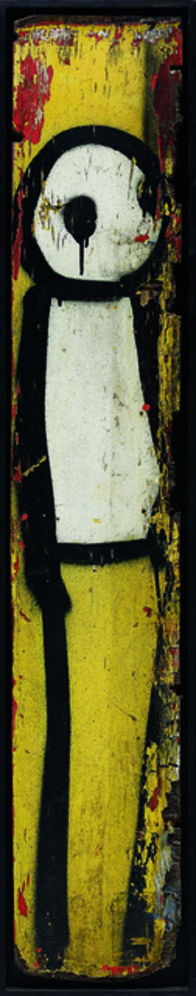 Stik, 'Magpie', 2009