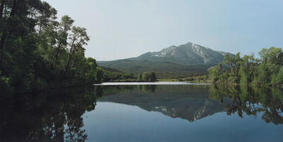 Clifford Ross, 'Mountain III', 2005