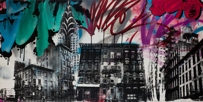 BNS, 'Untitled (NY 450)', 2012
