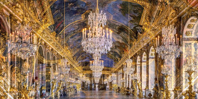 Nicolas Ruel, 'Galerie des glaces (Versailles, France)', 2018