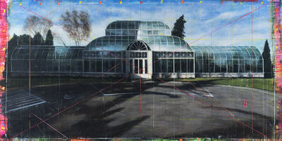 Peter Waite, 'Conservatory', 2018
