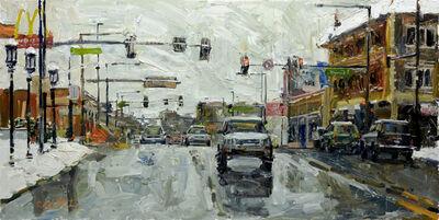 Clyde Steadman, 'Cold Street', 2015