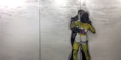 Jackie Felix, 'Untitled (Triptych)', ca. 1980