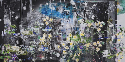 Petra Cortright, 'Speed with Keanu elena de lisser map home'