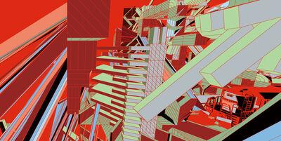YONG KWAN KIM, 'Obsolete Landscape', 2015