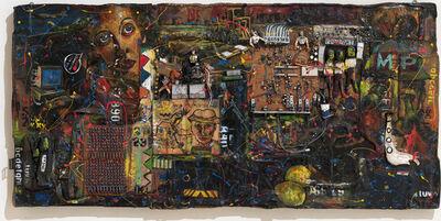 Willie Bester, 'Control Room', 1999