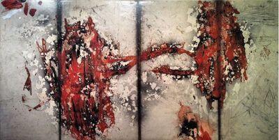 Jose M. Ciria, 'Noche del tigre y careyes II', 1997