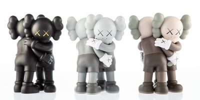 KAWS, 'Together, set of three', 2018